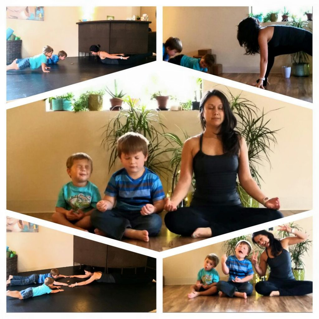 Kids Yoga at Yoga Escape