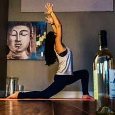 Yoga Escape & Wine